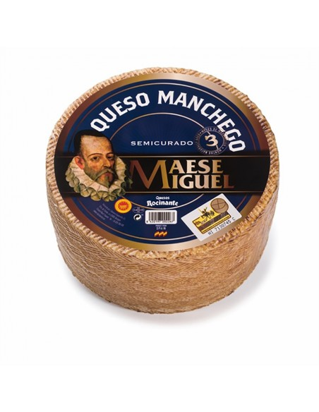 MAESE MIGUEL D.O.P Semi-cured