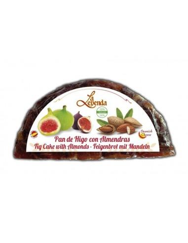 Fig Cake With Almonds (Pan de Higo)