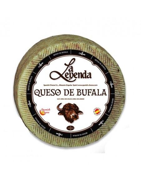 Queso Semicurado de Bufala