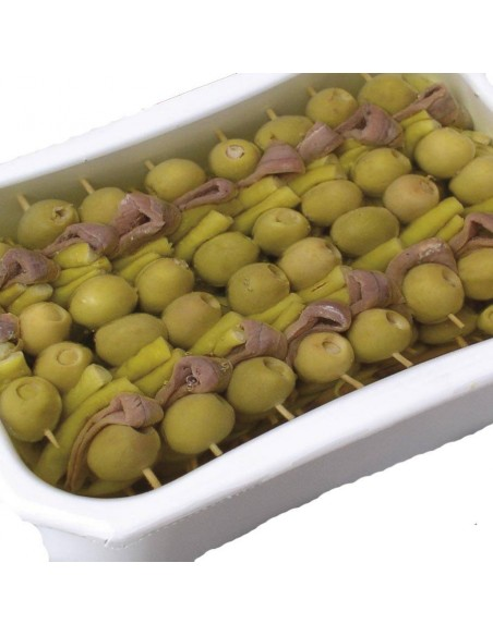 Caperberries Luxeapers Size Large 500gr