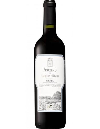 Próximo by Marqués de Riscal, DO Rioja,  2012