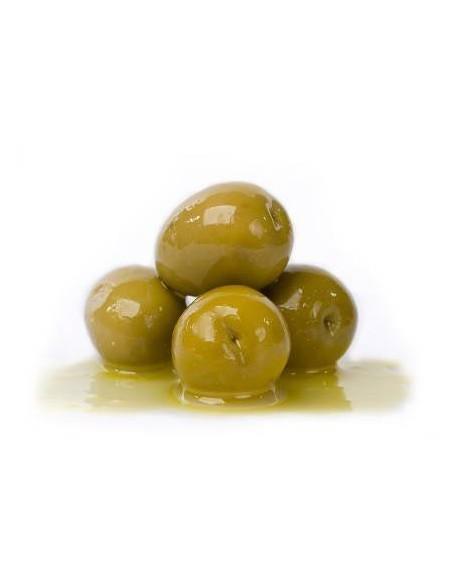 Aceituna Gordal Verde con hueso
