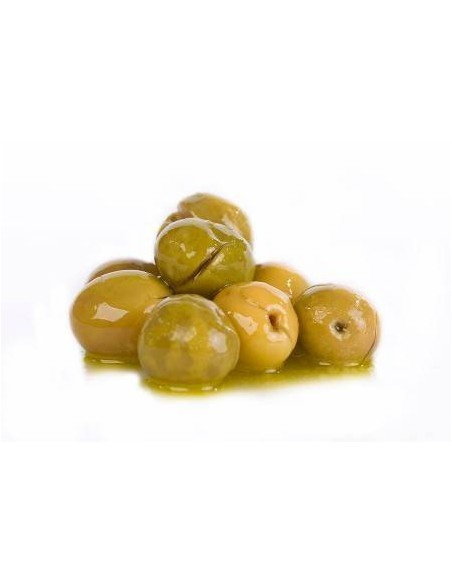 Cracked Aloreña Olives