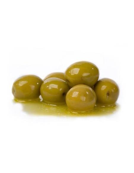 Plain Manzanilla Olives