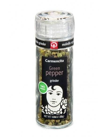 Green Peper Grinder