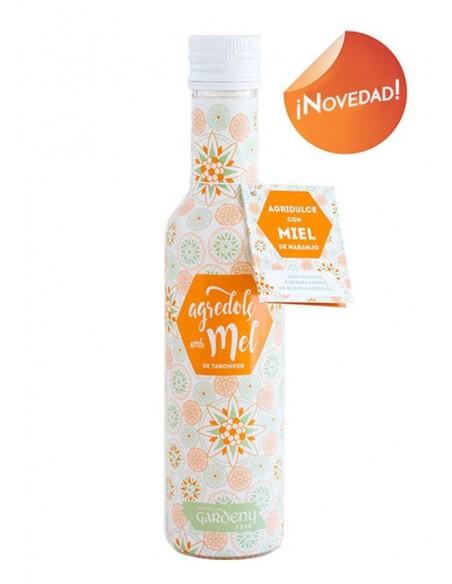 Badia Gardeny Agridulce con miel de naranjo 500ml