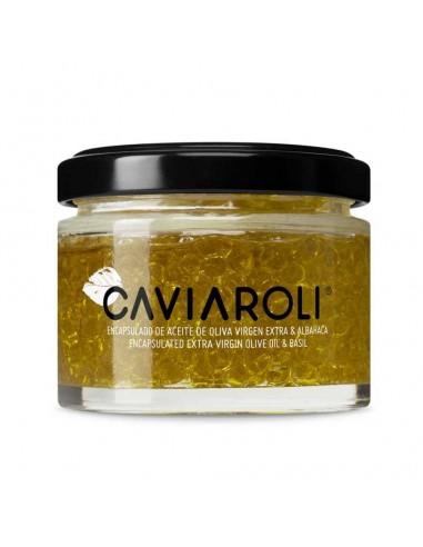CAVIAROLI Encapsulated EVOO & basil