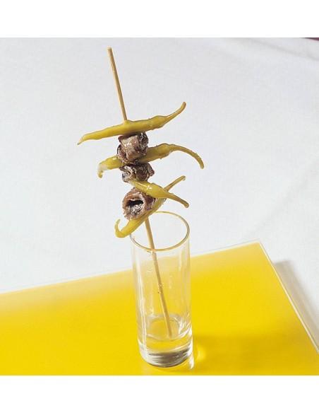 Guindilla de Ibarra in Vinegar  DOP