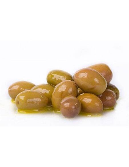 Losada Whole Zarzoleña Olives Gallon