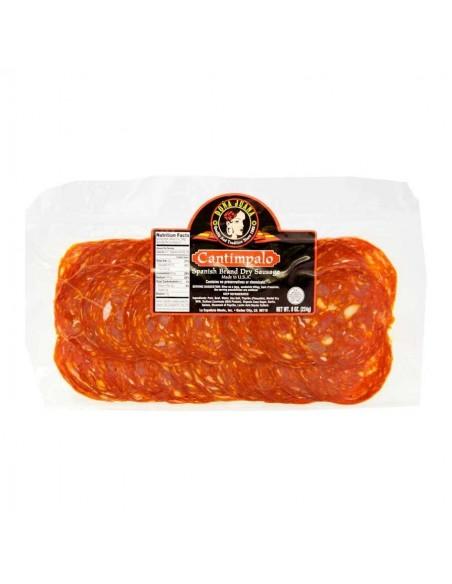 Chorizo Cantimpalo Sliced