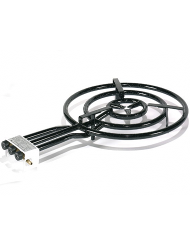 Three Ring  Gas Burner