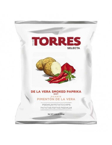 Torres Potato Chips in Extra Virgin Olive Oil 50g