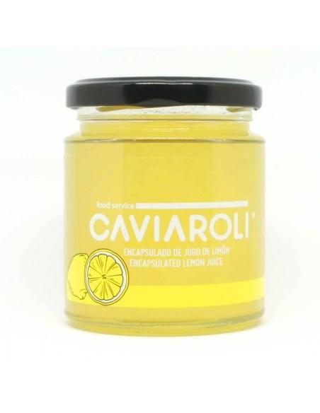 CAVIAROLI Encapsulated EVOO with Lemon 200G