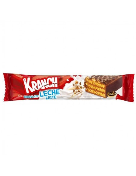Barrita Kranch Chocolate Leche 20g