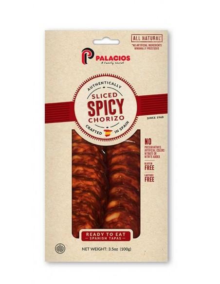 Palacios Hot  Spanish Chorizo