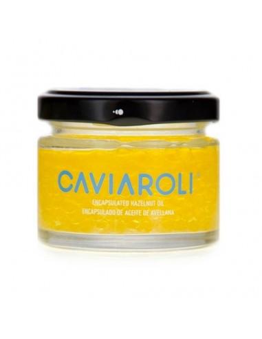 CAVIAROLI Encapsulated EVOO Wasabi Pearls