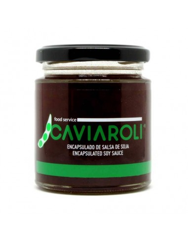 CAVIAROLI ENCAPSULADO Salsa de Soja 200G