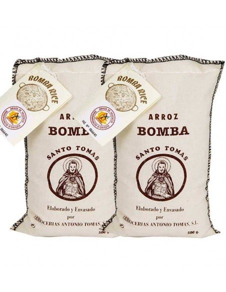 Bomba Rice DO (11lb)