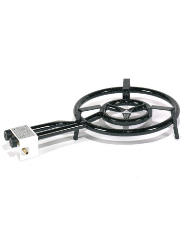 Two Ring  Gas Burner