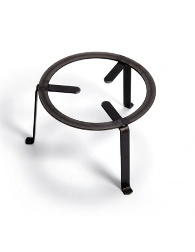 Wrought Iron Outdoor Fire-Stand