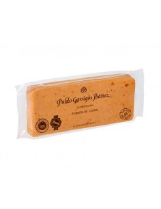 Turrón de Jijona (Sugar Free) DOP AND IGP Delicatessen 300gr by P.Garrigós