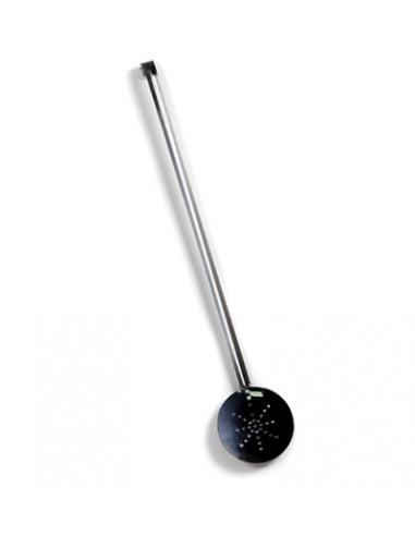"Stainless Steel Paella Spatula Spoon  21"""