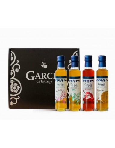 GARCIA DE LA CRUZ Organic EVOO in Dorica Glass Bottle 250ml
