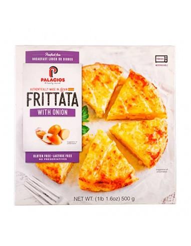 Tortilla de patata y cebolla - Tortilla Española