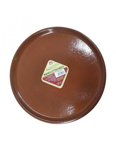 "Flat Dinner Plate 12"" - 31 cm Alfareria Corzana - 1"