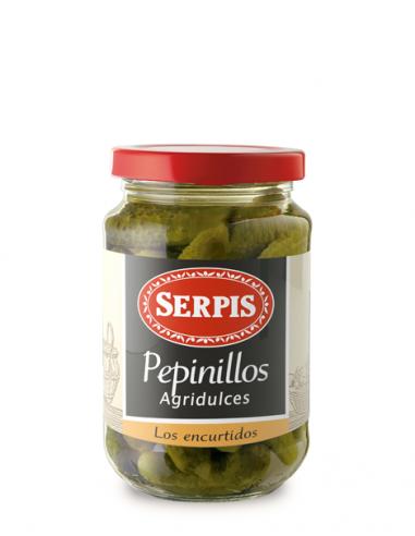 "Pickled Baby Gherkins ""Pepinillos"""