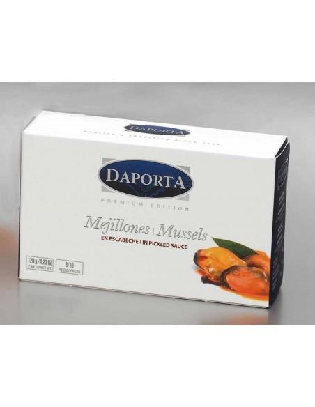 Daporta Mussels in Pickled Sauce Conservas Daporta - 2