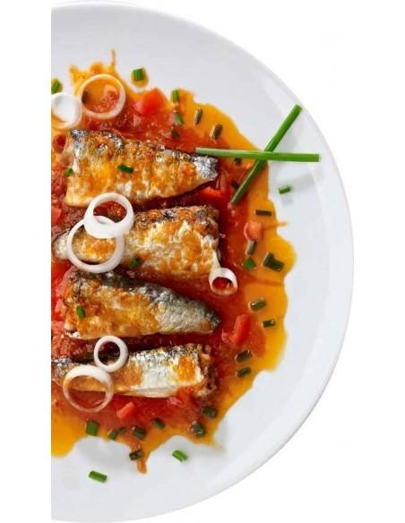 Sardines 'Picantonas' in Hot Sauce