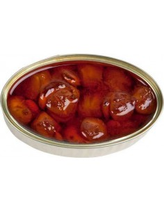 Whole Manzanillas Olives without Pit