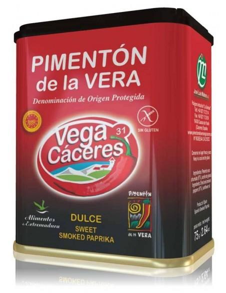 Smoked Paprika - Pimentón de la Vera D.O.P.