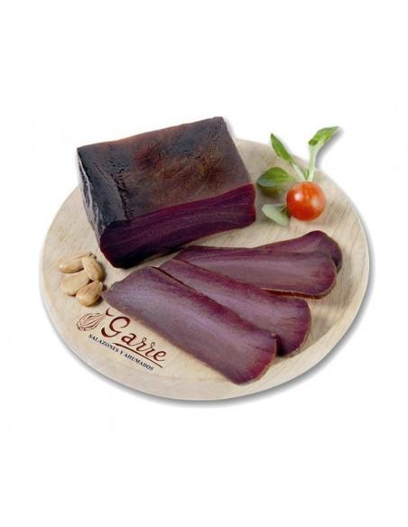 """Premium Dry-Cured Tuna Loin """"Mojama"""" Conservas y Salazones Garre - 1"""