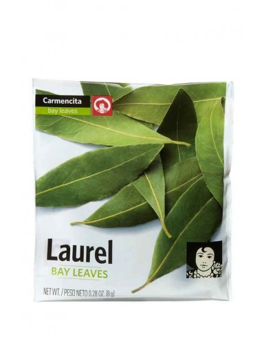 Carmencita Laurel en Hojas 8g Carmencita - 1