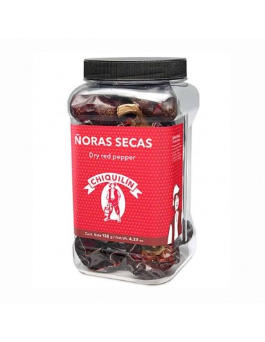 Whole Ñora Peppers