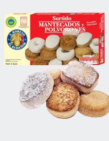 Assorted Spanish Specialties...