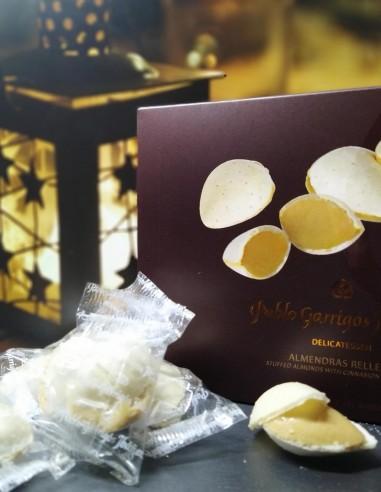 Stuffed Almonds Nougat Delicatessen...
