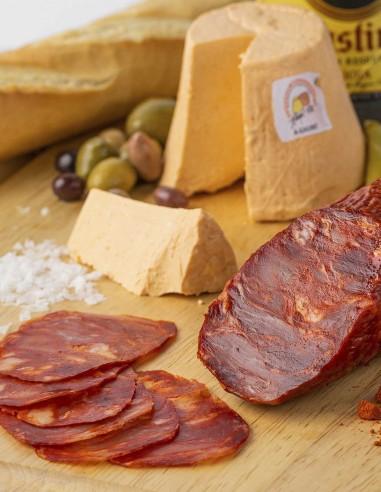 Chorizo Soria Sliced 4oz