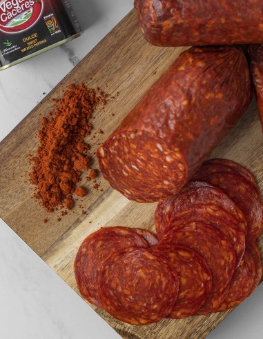 Chorizo Pamplona Loncheado 4oz