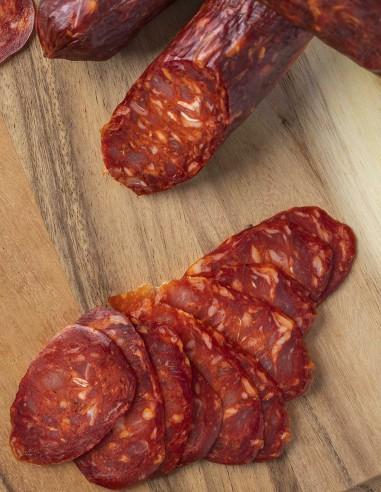 Chorizo Cantimpalo Pre-sliced 8oz