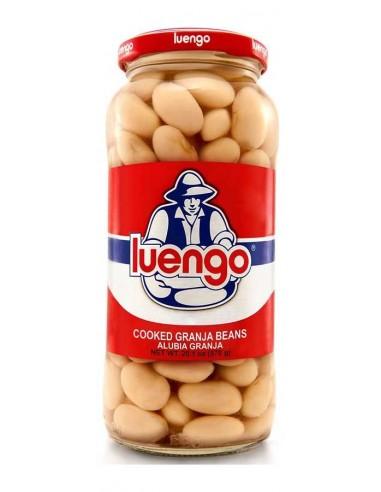 """Luengo Cooked """"Granja"""" Butter Beans LEGUMBRES LUENGO - 1"""