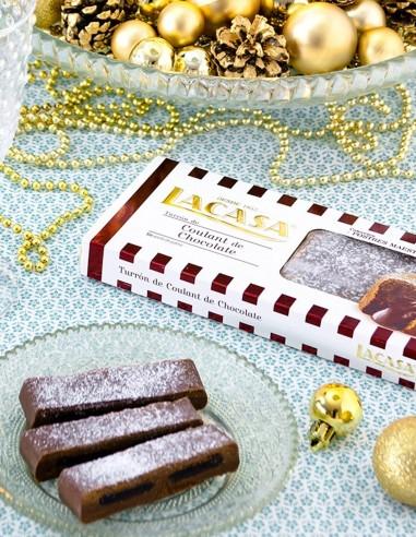 Turrón Coulant de Chocolate