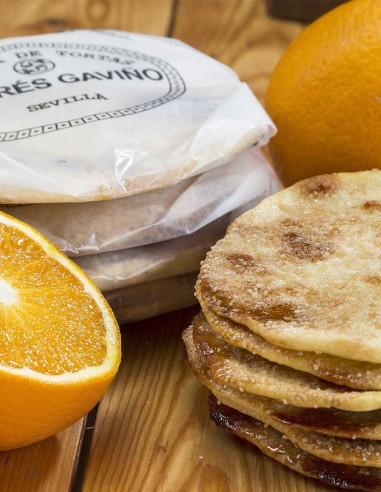 Tortas de Naranja 6ud