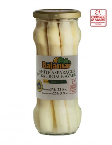 Esparragos Blancos D.O. Bajamar