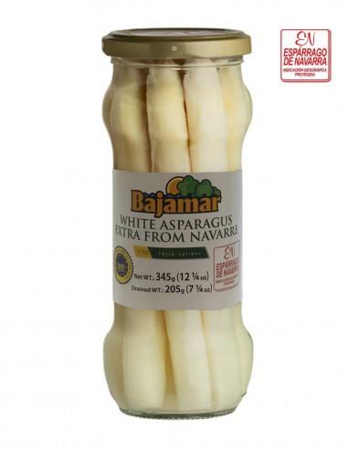 White Asparagus Thick D.O. BAJAMAR