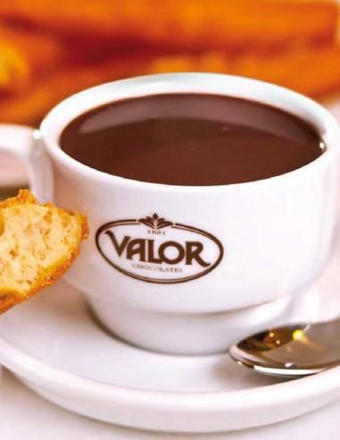Spanish Hot Thick Chocolate a la Taza...