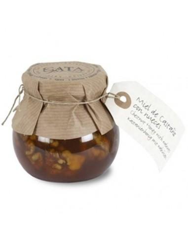 Chestnut Honey with Walnuts CATA GOURMET - 1