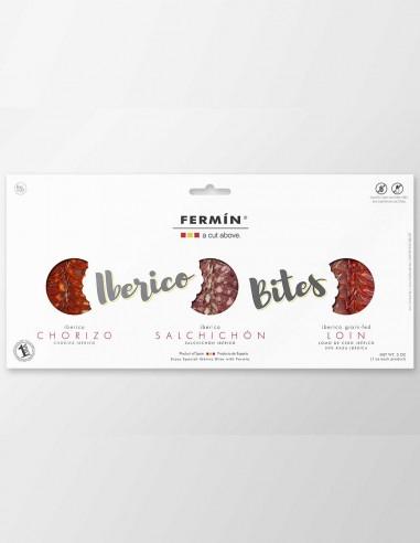 Ibérico Bites - Chorizo, Salchichón &...